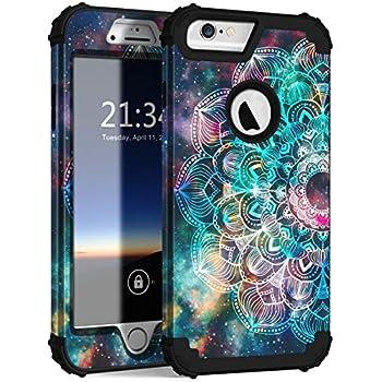 Amazon.com: iPhone 6S Plus Case, iPhone 6 Plus Case ...