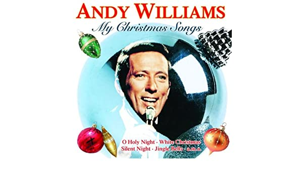 andy williams white christmas amazoncom music - Andy Williams White Christmas