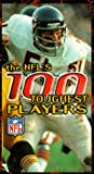 Nfl's 100 Toughest Players [VHS]