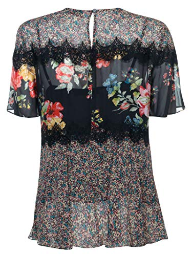 set Poliestere Donna Multicolor Twin Pa82mh02847 Blusa UPdnwqI0I