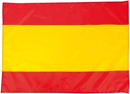 Clapper Bandera de España Balcon y Ventana 100x70cm Suave y ...