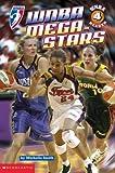 WNBA Mega-stars (WNBA Reader 4)