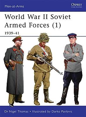 World War Ii Soviet Armed Forces 1 1939 41 Men At Arms