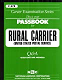 Rural Carrier (U. S. P. S.), Jack Rudman, 0837306787