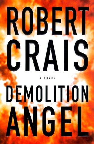 book cover of Demolition Angel