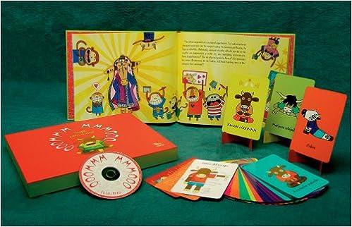 OOOMMM MMMOOO: Yoga para ninos (Spanish Edition): Maria ...