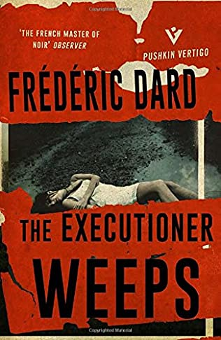 book cover of The Executioner Weeps