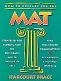 How to Prepare for the MAT, Morris Bramson, 0156000407