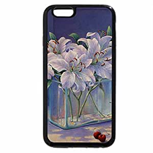 iPhone 6S / iPhone 6 Case (Black) Flowers unknown author