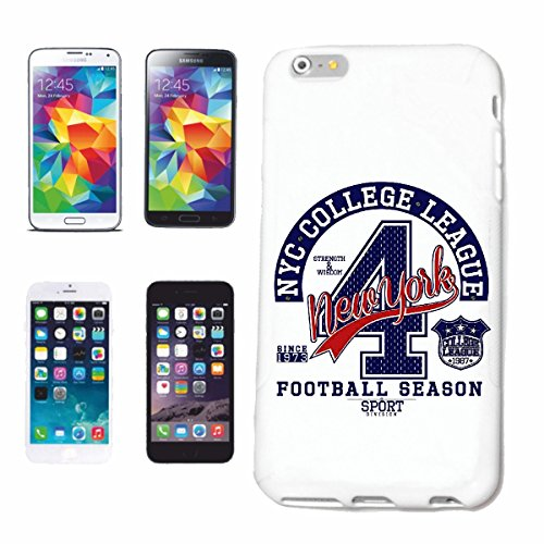 "cas de téléphone iPhone 7 ""NEW YORK CITY COLLEGE FOOTBALL LIGUE DE FOOTBALL FOOTBALL AMÉRICAIN ÉQUIPE BUNDESLIGA COLLEGE FOOTBALL ÉQUIPE DE BASEBALL SHIRT ÉQUIPE DE FOOTBALL"" Hard Case Cover Téléphone"