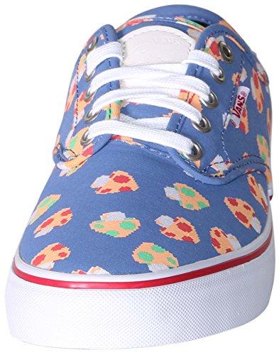 Vans Mens Chima Ferguson Pro Paddestoelen Sneakers-blauw / Wit Blauw