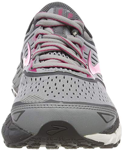 '18 Running 091 pink Brooks Mujer Para Multicolor grey Zapatillas grey Ariel De gRqqp5w