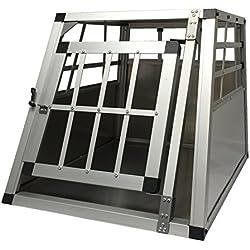 "21"" Small Heavy Duty All Aluminum Dog Pet Cage House"