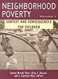 Neighborhood Poverty, , 0871541882
