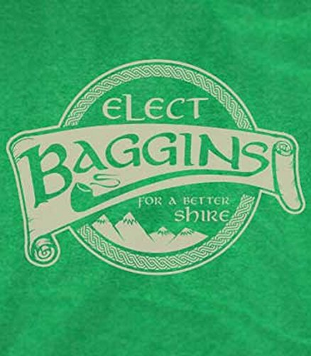 Elect Baggins T-Shirt-Funny Lord of the Rings shirt