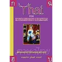Thai: Intermediate Learners