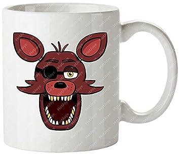 Five Nights At Freddys Fnaf4 Nightmare Foxy Plush Fredbear Plush