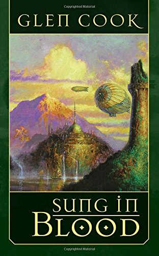 book cover of Sung in Blood