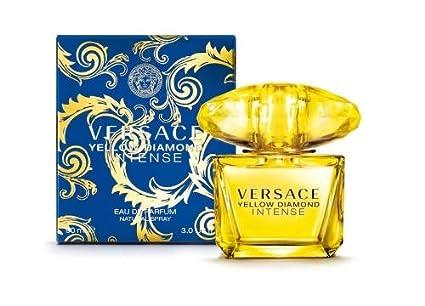 Versace Yellow Diamond Intense Eau De Parfum 3 Fluid Ounce Amazon