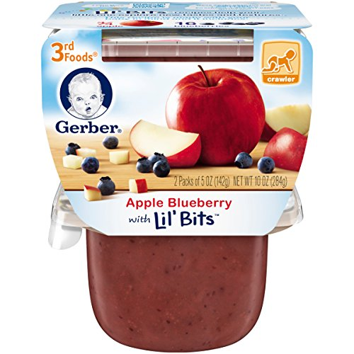 Gerber Foods Apple Blueberry Count product image