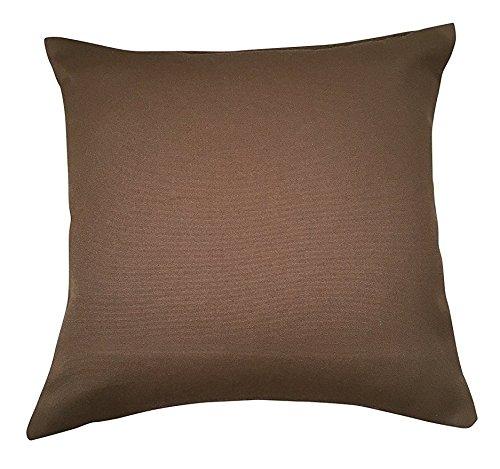 Do4U 320g Thick Polyester Fiber Waterproof Throw Pillow Case