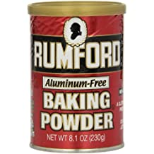 Rumford, Baking Powder, 8.1 oz