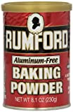 Rumford, Baking Powder, 8.1 oz