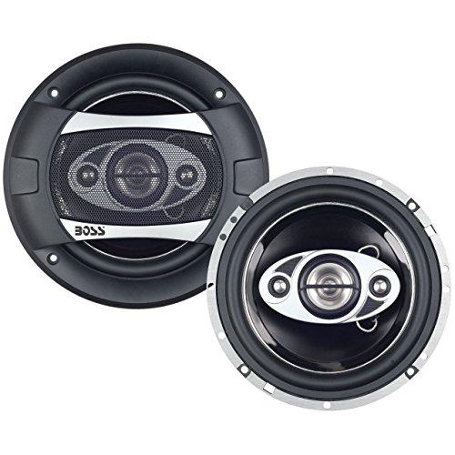 BOSS Audio P65.4C Car Speakers - 350 Watts Of Power Per Pair