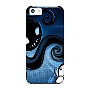 Shockproof/dirt-proofcovers Cases For Iphone(5c)