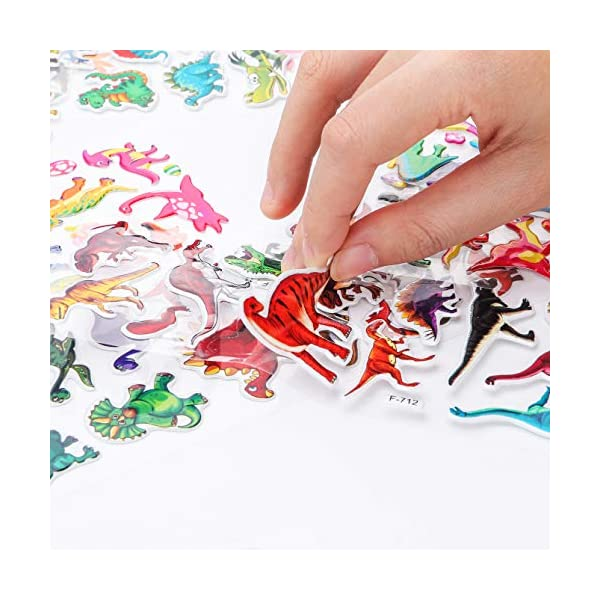 BeYumi Stickers for Kids and Adults,Great for Colorful Decorations, Party Supplies Favors, Birthday Gift, Reward Stickers 5