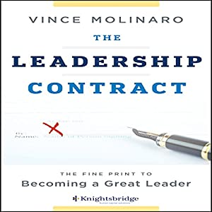 The Leadership Contract Hörbuch
