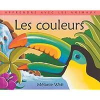 Apprendre avec les animaux : Les couleurs