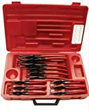 ATD Tools 915 12-Piece Universal Snap-Ring Pliers Set