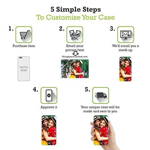 Pour Propre imd Plastique Votre impression Personnalisée Coque Transparent Photo Tpu Oking Series matériau Et Silicone P10 Huawei Housse Lite Avec Texte Custom UAXq7xw