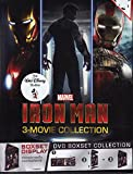 Iron Man 3-Movie Collection Special Box Set (DVD Box Set Part 1-3) Import** Region 3** /Ben Kingsley, Don Cheadle, Robert Downey Jr., Gwyneth Paltrow