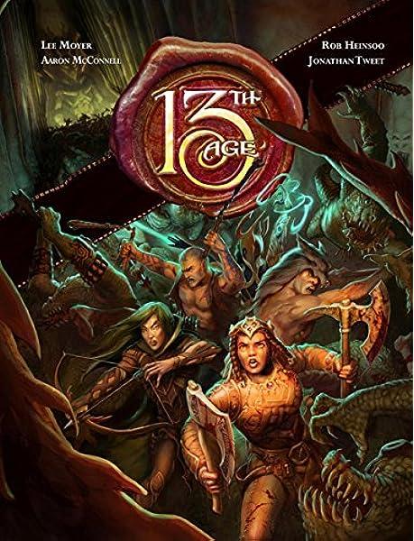 13th Age RPG Core Book: Amazon.es: Tweet, Jonathan, Heinsoo ...