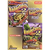 Roller Coaster Tycoon 2 Pack - PC
