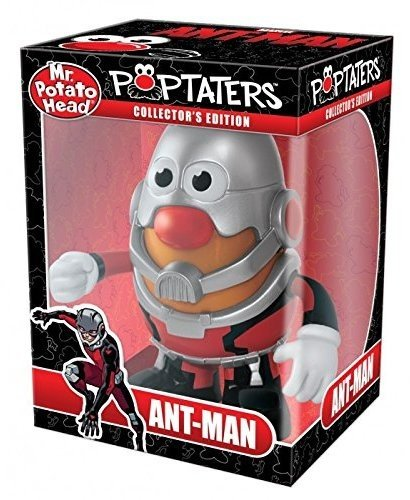 PPW Marvel Comics Ant Man Mr. Potato Head Toy