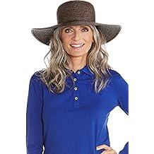 Coolibar UPF 50+ Women's Elegant Floppy Sun Hat - Sun Protective