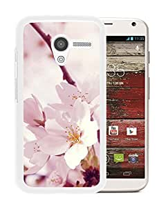 Nature Sunshine Bright Flower Bunch (2) Durable High Quality Motorola Moto X Phone Case