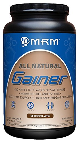 MRM All Natural Gainer