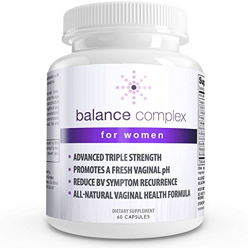Balance Complex Vaginal Health Dietary Supplement, 60 Capsules ()