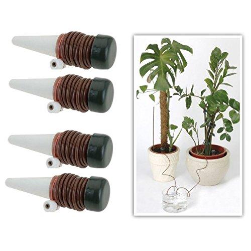 4x-Bewsserung-fr-Pflanzen-Bewsserungssystem-Wasserspender-Urlaub-Tropfer