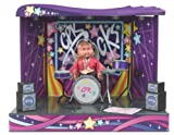 : Cabbage Patch Kids Mini Dolls - Interactive Concert Stage for Pop Star Girls