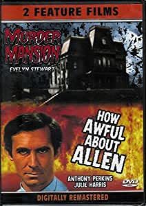 Murder Mansion / How Awful About Allan (Double Feature)