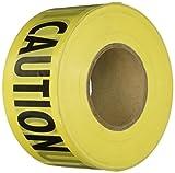 1001 commercials - Empire 71-1001 Commercial Grade Caution Barricade Tape, 1000' x 3