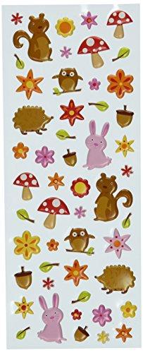 Sticko Stickers, Woodland Animals