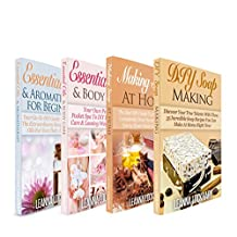 Essentials Oils & Soapmaking: Essential Oils & Soapmaking Boxset - Essential Oils & Aromatherapy For Beginners + Essential Oils & Body Care + Making Soap ... Making Recipes (DIY Beauty Boxsets Book 7)