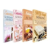 Essentials Oils & Soapmaking: Essential Oils & Soapmaking Boxset - Essential Oils & Aromatherapy For Beginners + Essential Oils & Body Care + Making Soap ... Making Recipes (DIY Beauty Boxsets Book 7)