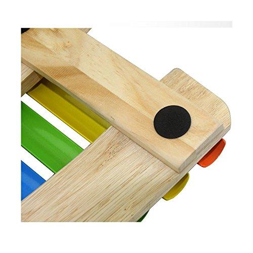 Rolimate Wooden Educational Preschool Learning 15 Key ...